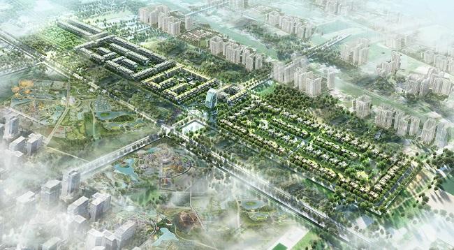 FLC khởi công khu đô thị hiện đại hàng đầu tại Đồng Tháp