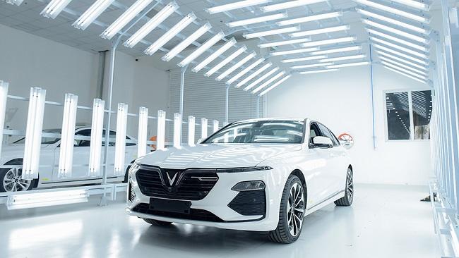 200 xe ô tô VinFast Lux đầu tiên sẽ bàn giao cho khách vào 28/7 tới