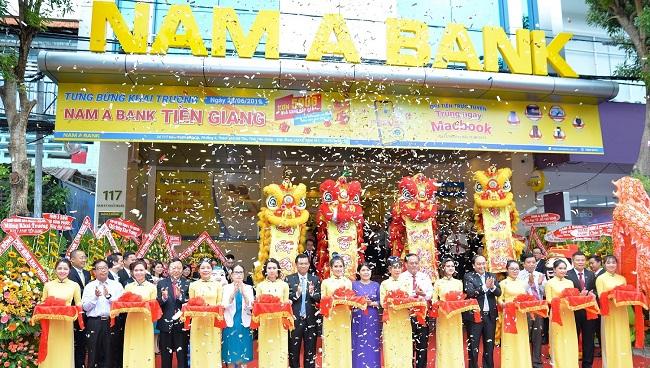 Nam A Bank vượt nhiều chỉ tiêu kinh doanh trong 6 tháng đầu năm