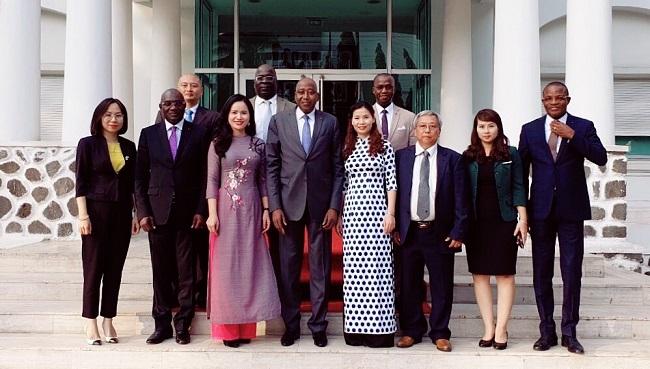 T&T Group mở rộng thị trường sang châu Phi 1