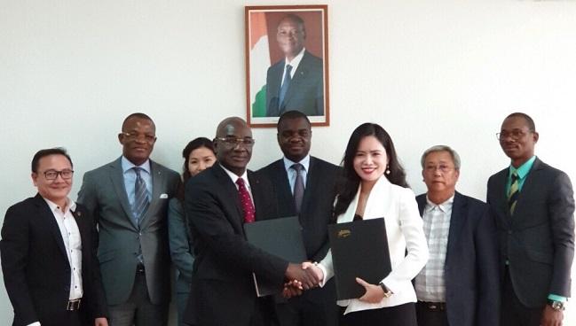 T&T Group mở rộng thị trường sang châu Phi
