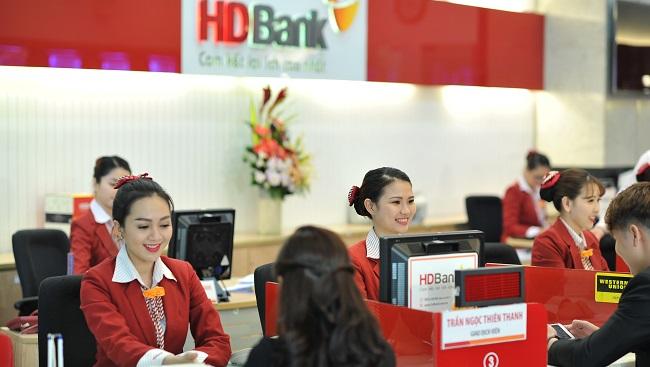 HDBank báo lãi 2.211 tỷ đồng, tỷ lệ nợ xấu dưới 1%
