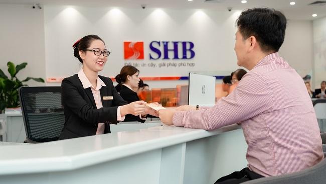 SHB đạt lợi nhuận 1.560 tỷ đồng trong nửa năm 2019