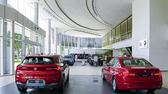 Thaco khai trương Tổ hợp showroom BMW Sala tại TP.HCM