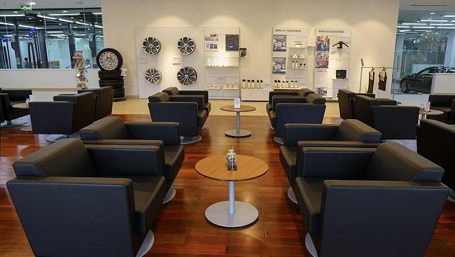Thaco khai trương Tổ hợp showroom BMW Sala tại TP.HCM 1