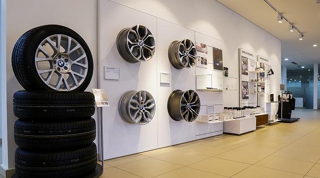 Thaco khai trương Tổ hợp showroom BMW Sala tại TP.HCM 4