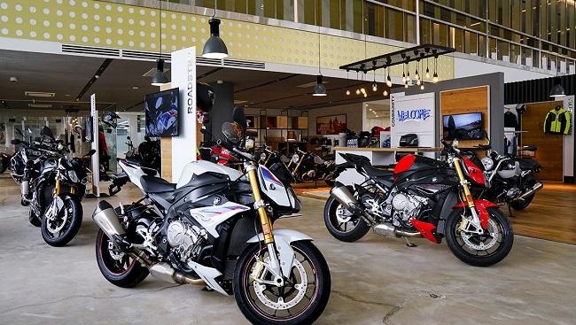Thaco khai trương Tổ hợp showroom BMW Sala tại TP.HCM 2