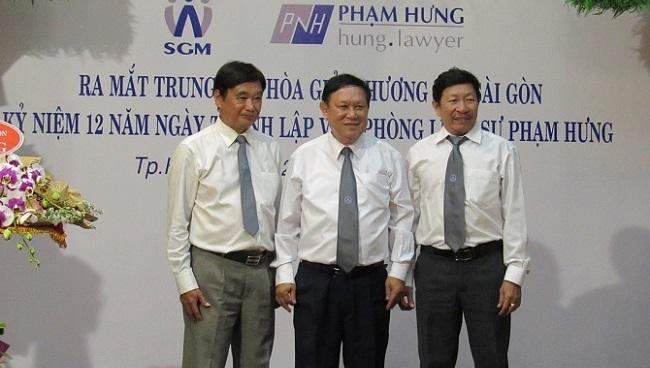 Ra mắt Trung tâm hòa giải thương mại Sài Gòn: Hòa giải tranh chấp thương mại với chi phí thấp