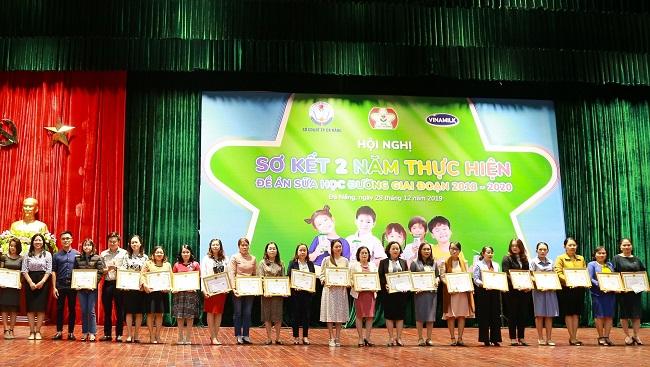 Đà Nẵng tổ chức sơ kết chương trình Sữa học đường sau 2 năm thực hiện