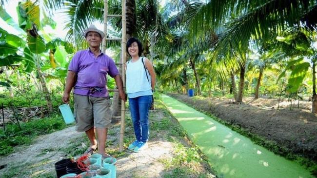 Học nông dân Thái làm du lịch
