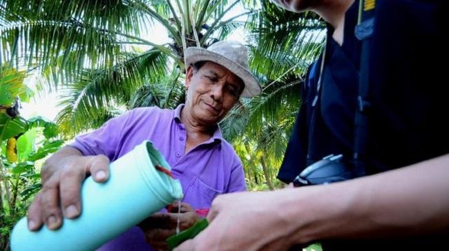 Học nông dân Thái làm du lịch 3