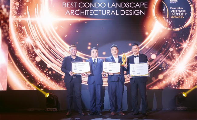 Phúc Khang đoạt giải tại bất động sản Việt Nam PropertyGuru Vietnam Property Awards 2020 3