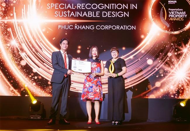 Phúc Khang đoạt giải tại bất động sản Việt Nam PropertyGuru Vietnam Property Awards 2020 1