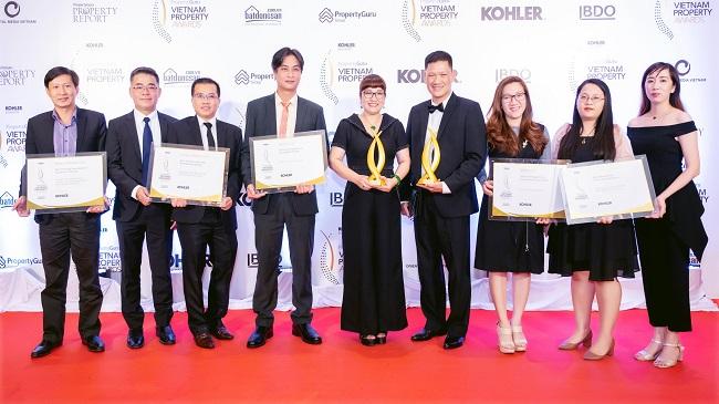 Phúc Khang đoạt giải tại bất động sản Việt Nam PropertyGuru Vietnam Property Awards 2020