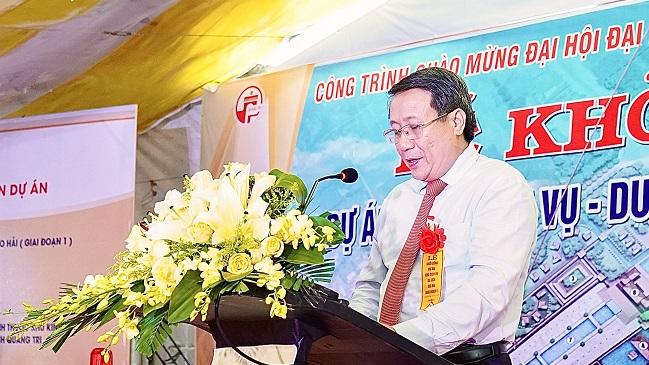 T&T Group khởi công Khu dịch vụ - du lịch gần 4.500 tỷ tại Quảng Trị 1