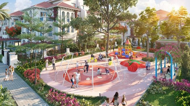 """6 công viên của Sun Grand City Feria: Tiện ích """"vàng"""" cho sức khỏe 1"""