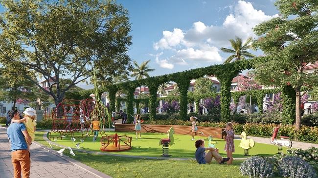 """6 công viên của Sun Grand City Feria: Tiện ích """"vàng"""" cho sức khỏe 2"""