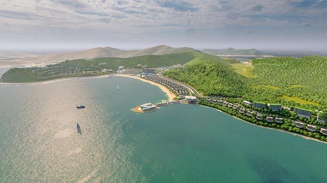 Tập đoàn Tân Á Đại Thành khởi công dự án MEYRESORT Bãi Lữ giai đoạn 2