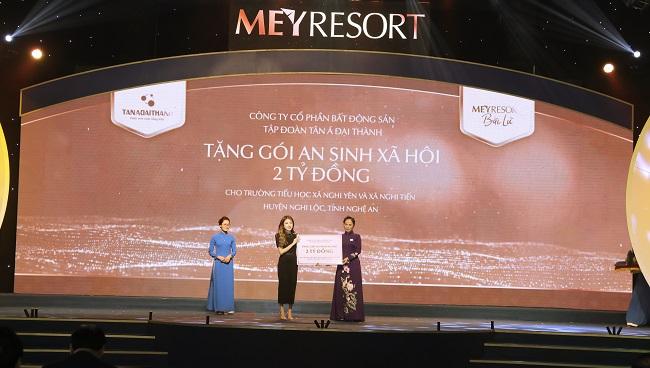 Tập đoàn Tân Á Đại Thành khởi công dự án MEYRESORT Bãi Lữ giai đoạn 2 1