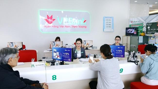 Lợi nhuận VPBank đạt 92% kế hoạch sau 9 tháng