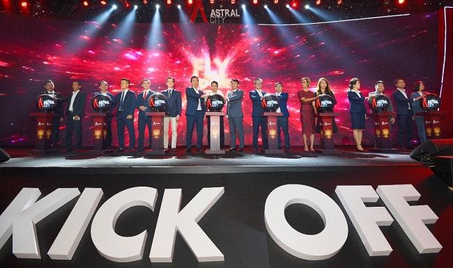 """Astral City chính thức """"chào sân"""" với màn kick off ấn tượng 3"""