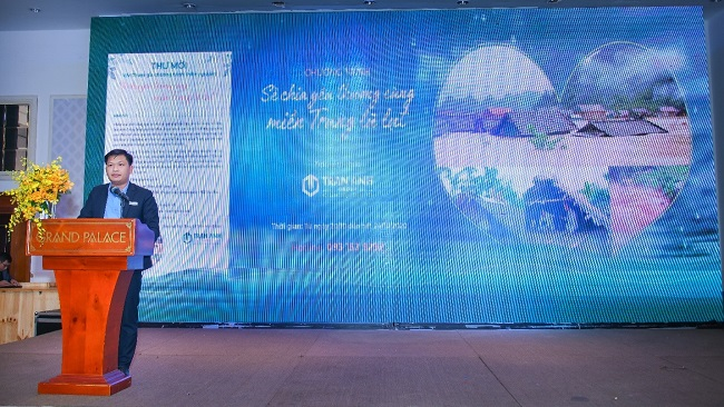Trần Anh Group tổ chức Lễ ra quân dự án La Villa Green City 1