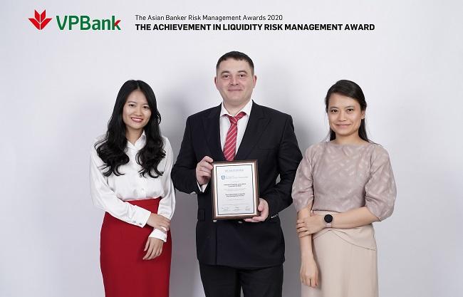 Hệ thống quản trị đầy tự hào của VPBank