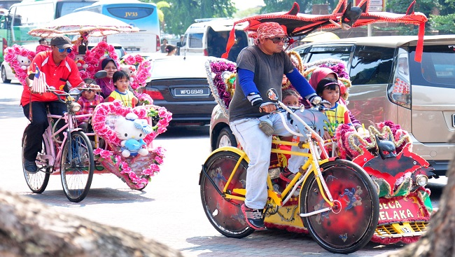 Xe lôi Châu Đốc, An Giang tạo điểm nhấn ấn tượng cho du khách 3