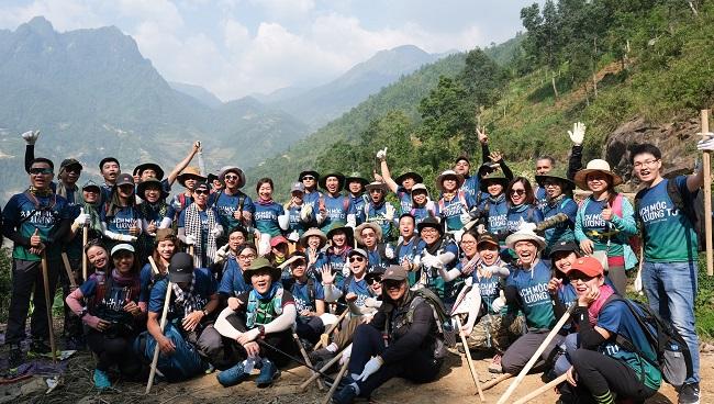 VPBank xây dựng văn hóa doanh nghiệp qua giải chạy marathon 2