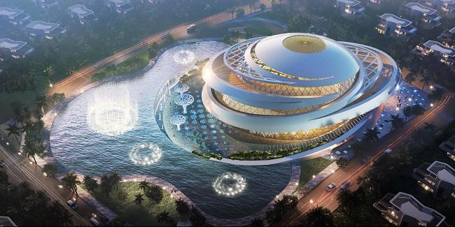 Ba siêu dự án 5 tỷ USD sắp được Sunshine Group triển khai 1