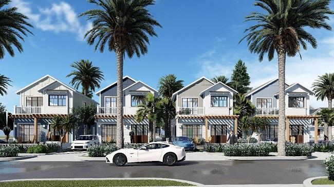 Dự án bất động sản trăm tiện ích: Ngôi nhà thứ 2 mơ ước cho dân thành thị 2