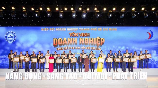 Hưng Thịnh thắng lớn loạt giải doanh nghiệp, doanh nhân TP.HCM tiêu biểu năm 2020 3