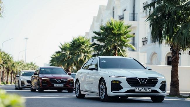 VinFast bán 2.900 xe trong tháng 10, giữ vững vị trí số 1 các phân khúc 1
