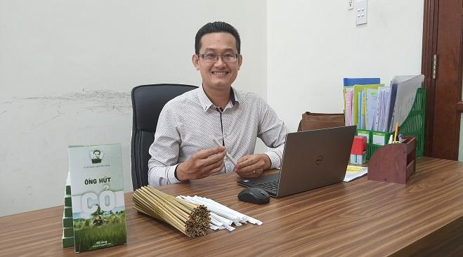 Biến cỏ dại thành hàng xuất khẩu với tham vọng doanh thu 500 tỷ đồng
