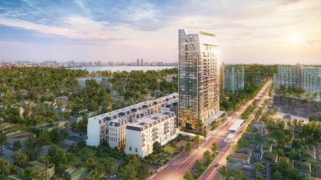 Văn Phú – Invest mở bán lần đầu căn hộ hạng sang Grandeur Palace - Giảng Võ