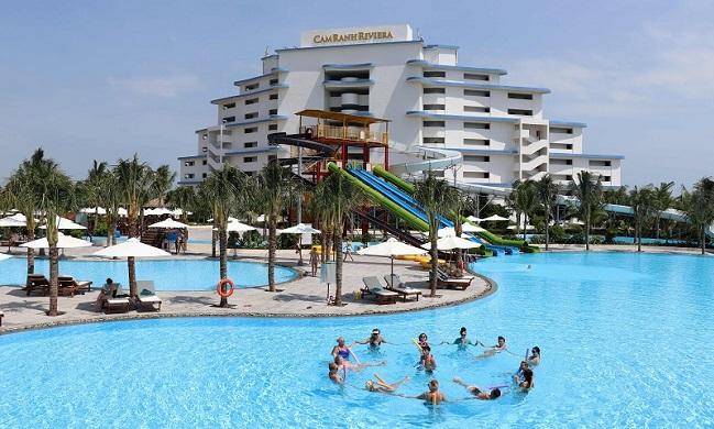 Resort 5 sao Cam Ranh Riviera tặng kỳ nghỉ 4 đêm miễn phí đong đầy niềm vui 4