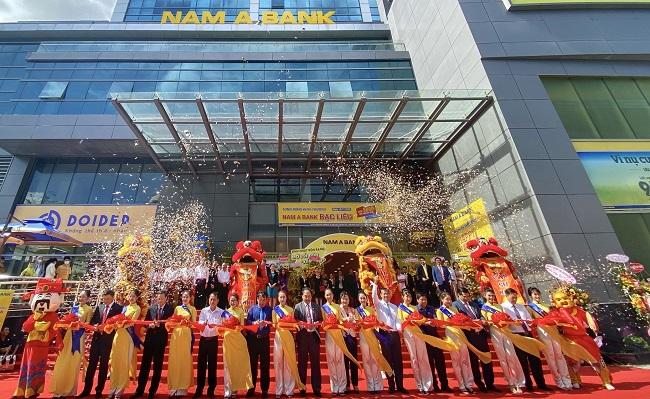 Nam A Bank khai trương chi nhánh Bạc Liêu