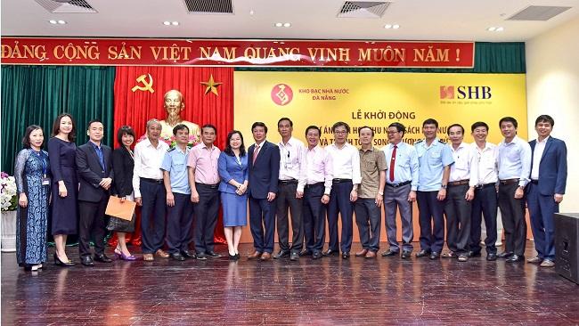 SHB phối hợp thu ngân sách nhà nước trên địa bàn TP. Đà Nẵng