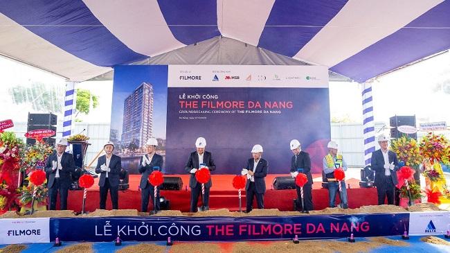 Khởi công dự án The Filmore Đà Nẵng