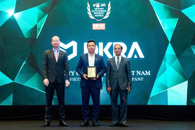 DKRA Vietnam là nhà phân phối bất động sản tiêu biểu bốn năm liên tiếp 1