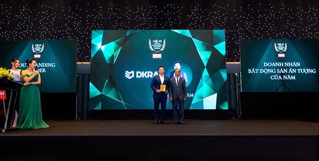 DKRA Vietnam là nhà phân phối bất động sản tiêu biểu bốn năm liên tiếp 2