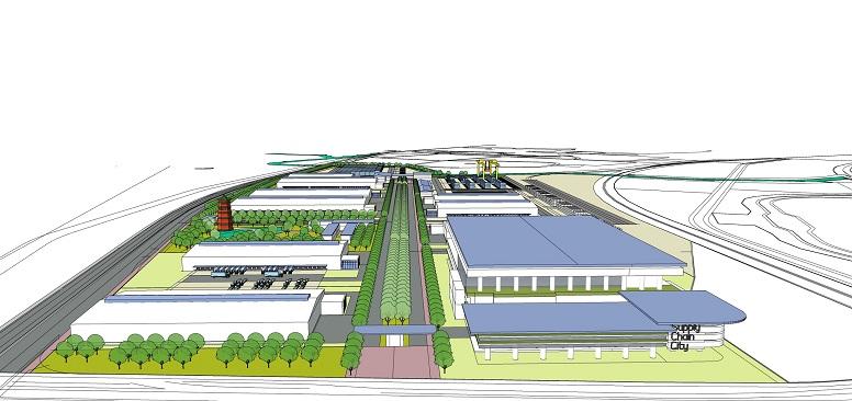 T&T Group sẽ khởi công 'siêu cảng' logistics vào tháng 12/2020