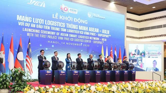 T&T Group sẽ khởi công 'siêu cảng' logistics vào tháng 12/2020 1