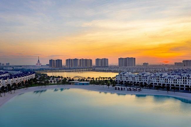 Vinhomes Ocean Park đạt giải danh giá nhất của 'Thành phố thông minh 2020' 2