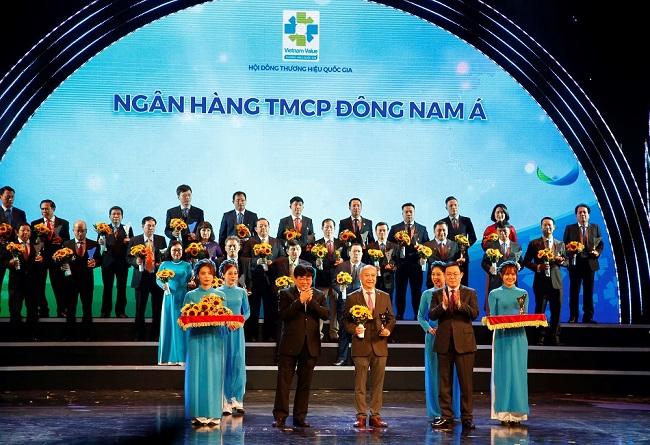 """Tập đoàn BRG và SeABank được vinh danh """"Thương hiệu quốc gia 2020"""" 1"""