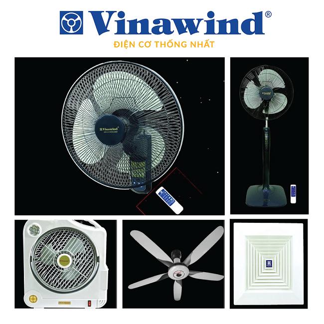 Quạt điện Vinawind nhận giải Thương hiệu quốc gia Việt Nam năm 2020 1