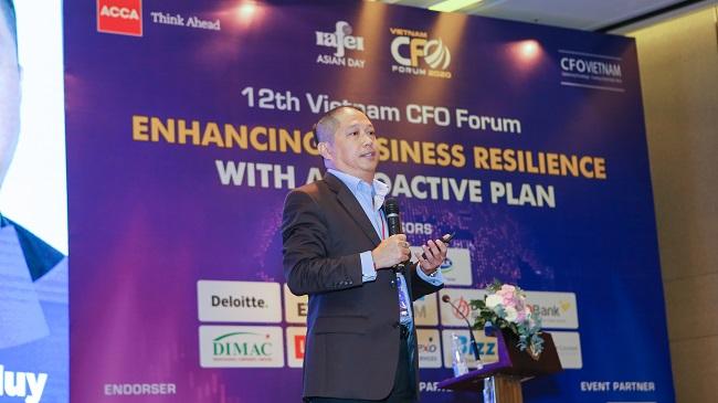 CFO trở thành nhà hoạch định chiến lược