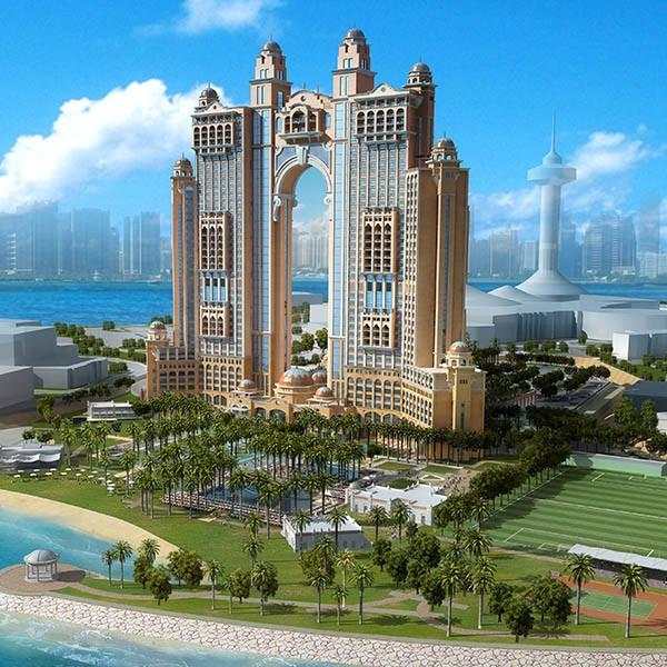 Tác giả của những tòa tháp nổi tiếng nhất thế giới thiết kế tháp biểu tượng Ecopark 3