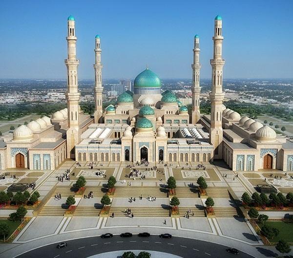 Tác giả của những tòa tháp nổi tiếng nhất thế giới thiết kế tháp biểu tượng Ecopark 5