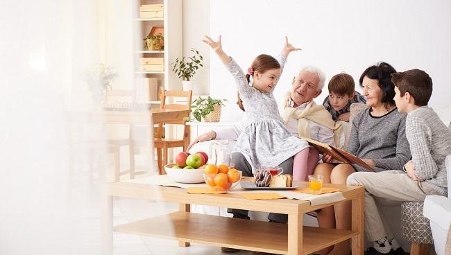 Bí quyết chọn nhà phố lớn cho gia đình đa thế hệ